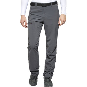 Maier Sports Nil Pantalon retroussable Homme, graphite